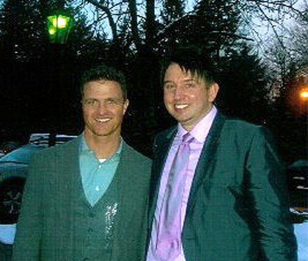 TOMBECK und Ralf Schumacher
