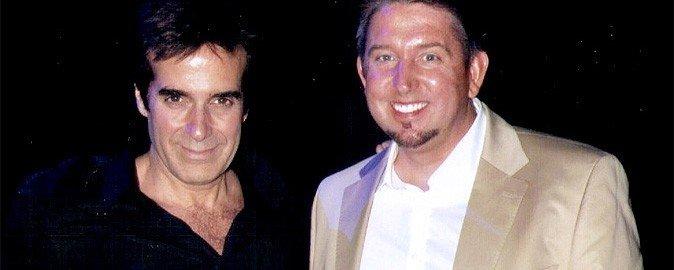 Zwei Magier in Las Vegas - TOMBECK & David Copperfield