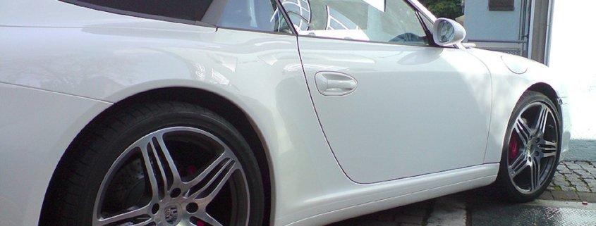 Zauberer TOMBECK verzaubert das Unternehmen Porsche in Düsseldorf