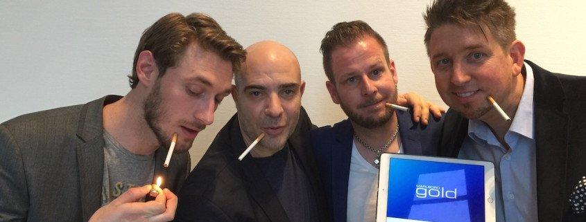 Zauberer TOMBECK verzaubert Marlboro in der Schweiz