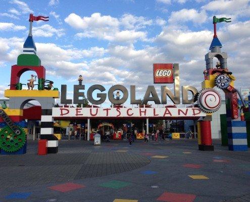 30 Tage Zauber-Engagement im Legoland Deutschland mit dem Zauberer TOMBECK