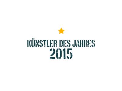 Referenz TOMBECK Zauberkünstler & Zauberer - Künstler des Jahres 2015