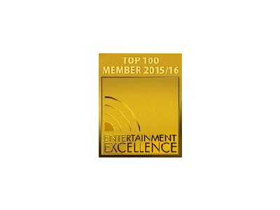 Referenz TOMBECK Zauberkünstler Deutschland, Italien, Österreich und Schweiz - Entertainment Excellence Top 100