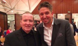 Zauberer TOMBECK mit Joey Kelly in Rosenheim