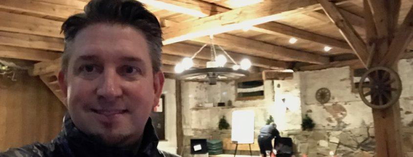 Zauberer TOMBECK verzaubert die Mitarbeiter der SMurfit Kappa Group in Hengersberg