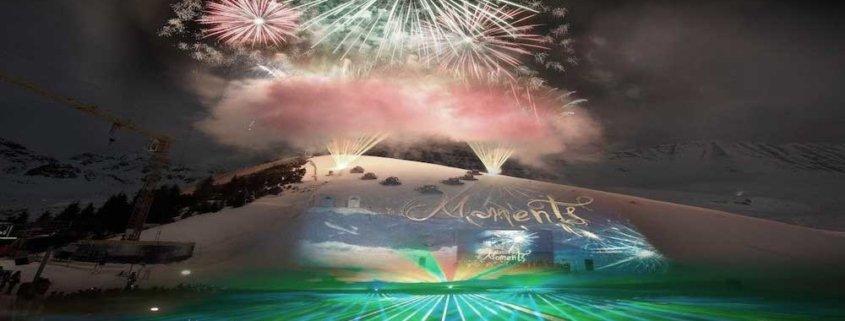 Zauberer TOMBECK begeistert auf der Adventure Night in Serfaus Tirol