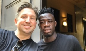 In Turin begeisterte Magier TOMBECK Afriyie Acquah vom FC Turin