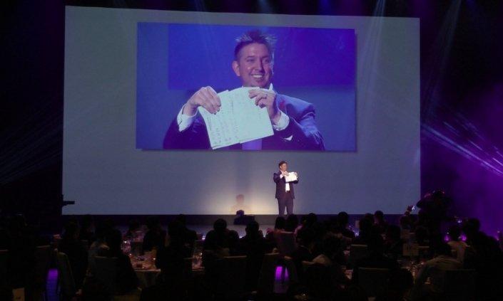 Zaubershow mit TOMBECK für BMW China