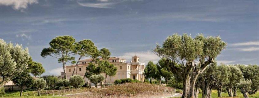 Der Zauberer Mallorca verblüfft die Gäste auf einem der exklusivsten Golfplätze der Insel - Son Gual.