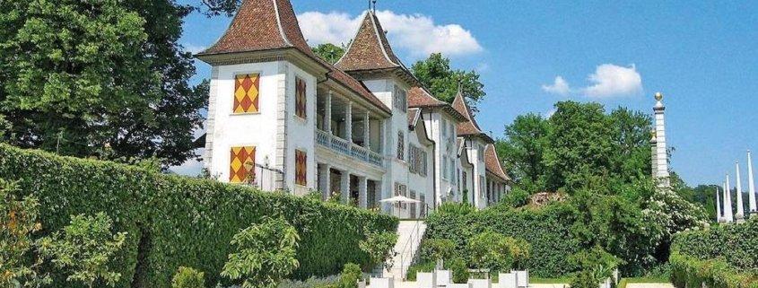 Zauberer TOMBECK verzaubert auf einer Hochzeit nahe Zürich in der Schweiz