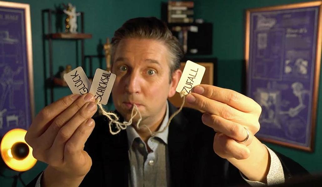 Die Onlineshow von Magier TOMBECK fasziniert, verblüfft und begeistert gleichermaßen.